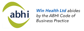 Win Health Ltd abides by the ABHI Code of Business Practice