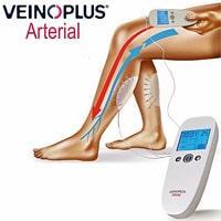 Image of VeinOPlus Arterial use on lower legs