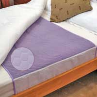 Dura Bed Pad in Lilac