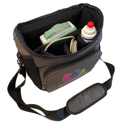 Image of AvantSonic Z3 in light carry bag