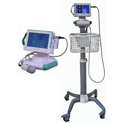 Image of the AvantSonic Z3 - portable and on a trolley
