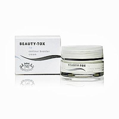 Image of Beauty-Tox Lip Contour Booster Cream 15 ml jar and outer box