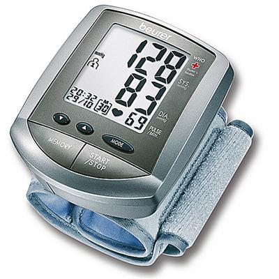 Beurer BC 18 Wrist Blood Pressure Monitor with WHO Doctor's Function