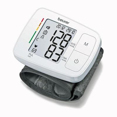 Beurer BC 21 Wrist Blood Pressure Monitor with cuff