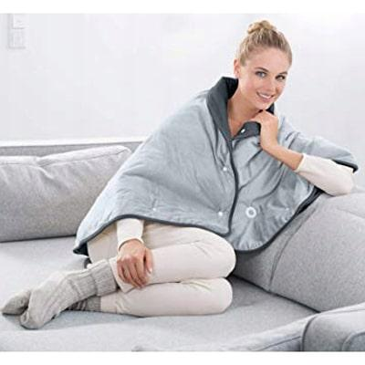 Image of CC 50 user on a sofa