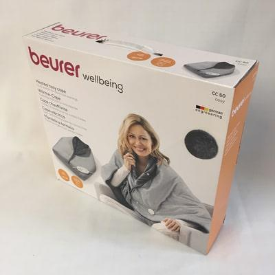 Image of Beurer CC 50 packing box