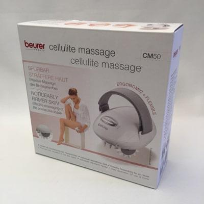 Beurer CM 50 Cellulite Massager - boxed