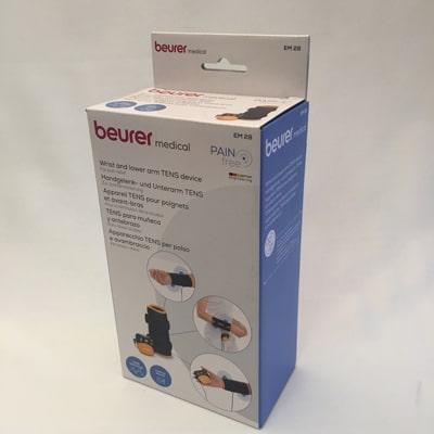 Beurer EM 28 Wrist TENS - packaging