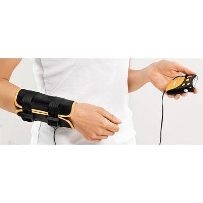 Beurer EM 28 Wrist TENS - in use