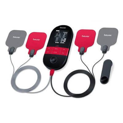 Image of Beurer EM 59 with skin electrodes