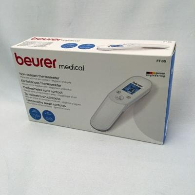 Image of the Beurer FT 85 packing box