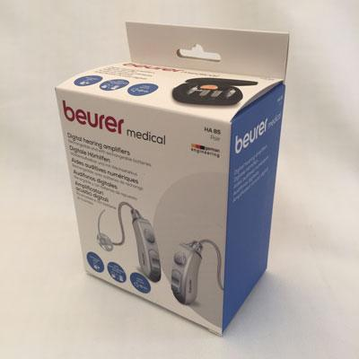 Image of Beurer HA 85 boxed
