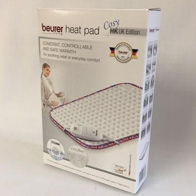 Image of the packing box Beurer HK Cosy Comfort Heat Pad