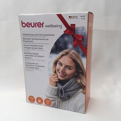 Beurer HK 37 Heated Scarf To Go - boxed