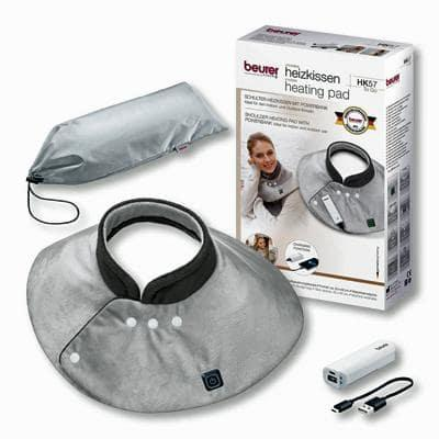 Beurer HK 57 Neck and Shoulders Wrap To Go kit