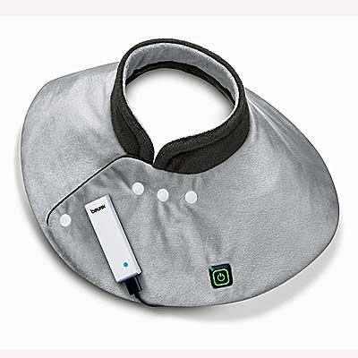 Beurer HK 57 Neck and Shoulders Heat Wrap with Powerbank