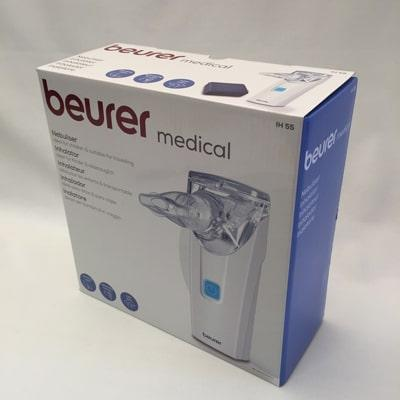 Beurer IH 55 Ultrasonic Mesh Nebuliser - boxed