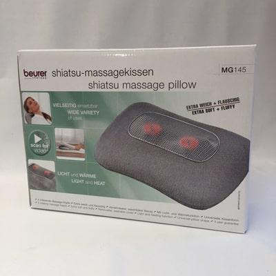 Beurer MG 145 Shiatsu Massage Cushion boxed