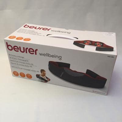 Beurer MG 151 3D Shiatsu Massager boxed