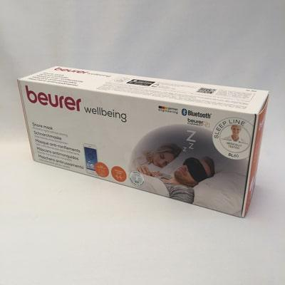 Beurer Sl 60 Snore Mask packaging