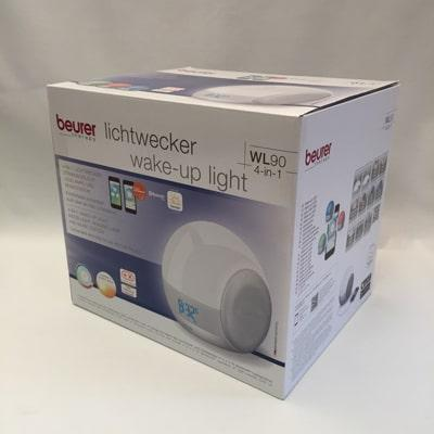 Beurer WL 90 Wake-up Light - boxed
