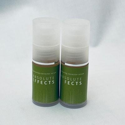 Image of 30 ml of Brightening Corrector Serum = 2 x 15 ml bottles