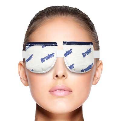 Bruder Eye Hydrating Compress - adjustable universal size for comfort and fit