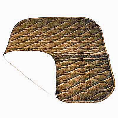 Dura Chair Pad in Brown