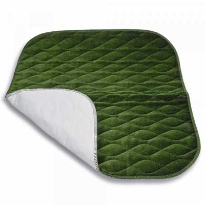 Dura Chair Pad in Green