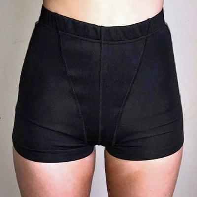 Image of Support Brief - in black