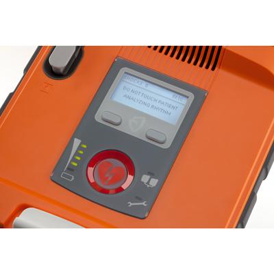 Powerheart G3 AED Semi-Automatic Defibrillator - visual prompt 'do not touch patient'