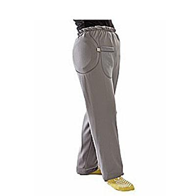 HipSaver Activs Soft Hip Protector Pants in grey