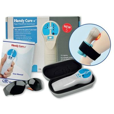 Handy Cure s' Laser with Laser Holder kit