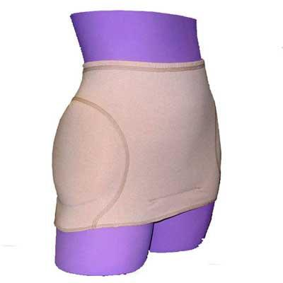HipSaver Nursing Home Style TailBone Soft Hip Protector for Women