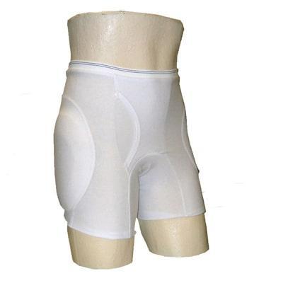 Image of HipSaver SlimFit for Men in white