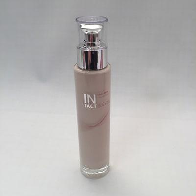 Image of a 100 ml glass bottle of Light Skin Cream Fluid