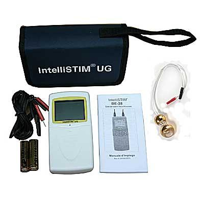 IntelliSTIM UG Pelvic Floor Stimulator kit with Minima Vaginal Probe