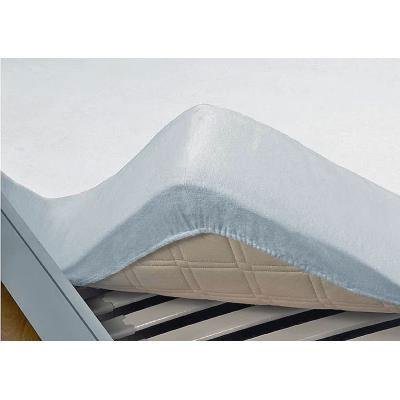 Image of fitted sheet style mattress protector