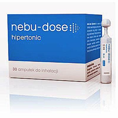 Image of Nebu-Dose pack with 5 ml ampule