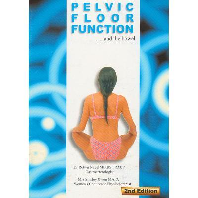 Image of booklet Pelvic Floor and the Bowel