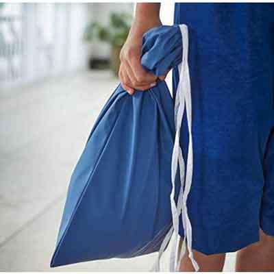 Image of Pjama bag in use