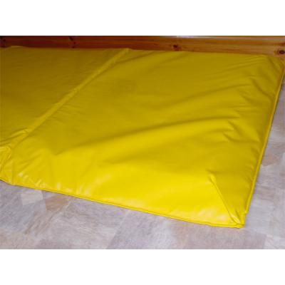 Bedside Crash Mat in yellow