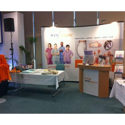 Win Health at Medical Exhibition 2014