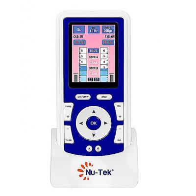 Nu-Tek Maxi Plus2 Dual Channel EMG ETS STIM