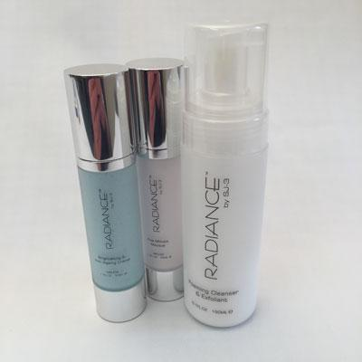 Image of Radiance Skin Products group