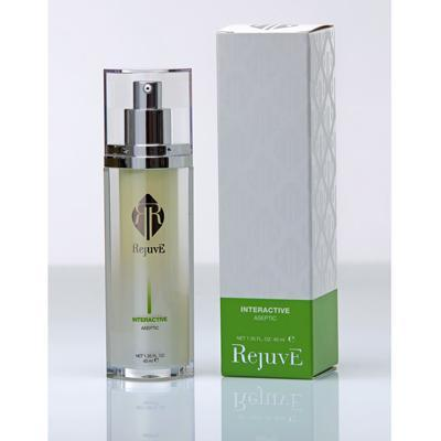 Image of Rejuve Interactive Aseptic bottle and box