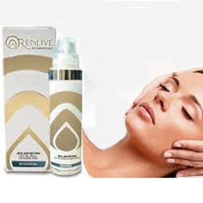 Renlive Rigenera Seta Age Defying Gel Cream suits all skin types