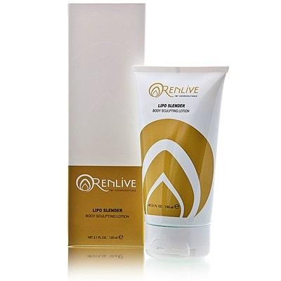 Renlive Bodyline Lipo Slender Body Sculpting Lotion 200 ml tube