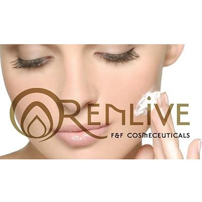 Renlive skin care products