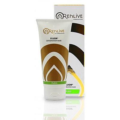Renlive Fluor4 Oxygenation Mask 100 ml tube